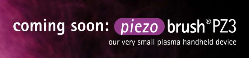 Webinar: piezobrush® PZ3 - nova ročna enota za generiranje atmosferske plazme