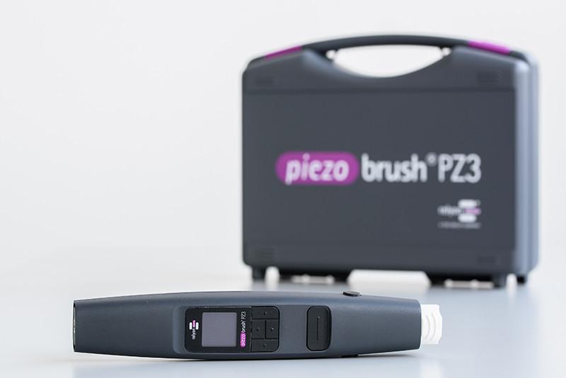 piezobrush® PZ3 - the world